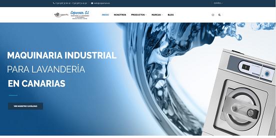 Trabajo porfolio - diseño web las palmas - adalop