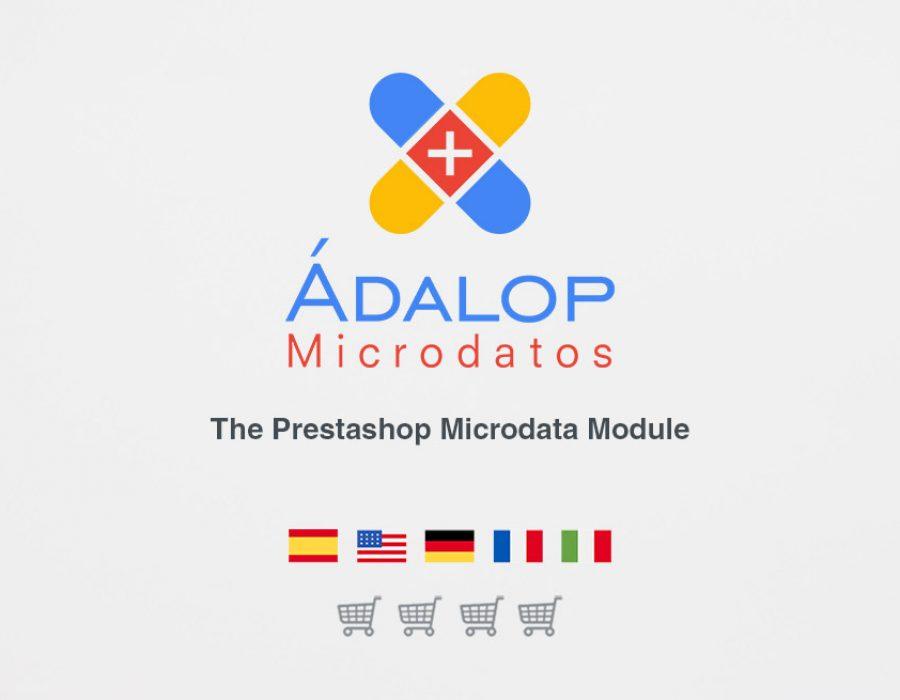Integración Completa de Microdatos y Open Graph para Prestashop