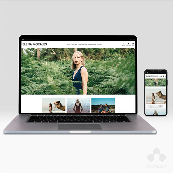 Tienda online – Moda Baño