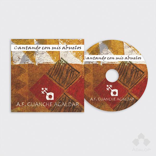 Diseño Portada CD – personalizado