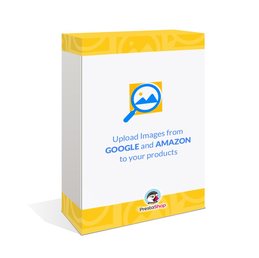 Módulo Añade Imágenes de Google y Amazon a tus Productos